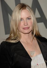 Daryl Hannah at the private opening of