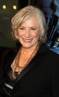 Betty Buckley at the premiere of