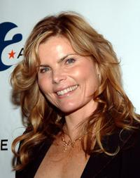 Mariel Hemingway at the party to celebrate Alliance Network Television's Upfront Week.