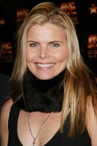 Mariel Hemingway at A & E Television Networks' 20th anniversary celebration.