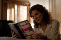 Sandra Bullock as Linda Schell in ``Extremely Loud & Incredibly Close.''