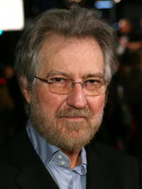 Tobe Hooper at the premiere of