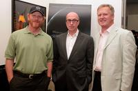 Ron Howard, Mark Urman and David Sington at the special screening of THINKFilm's