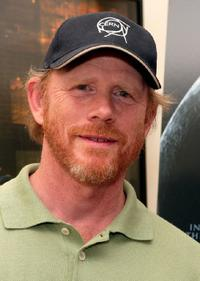 Ron Howard at the special screening of THINKFilm's
