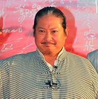Sammo Hung at the 28th Hong Kong Film Awards 2009.