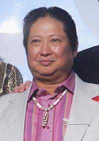 Sammo Hung at the Omega gala.