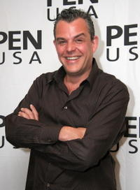 Danny Huston at the PEN USA's Forbidden Fruit: Readings from Banned Works of Literature.