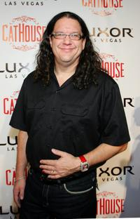 Penn Jillette at the grand opening of