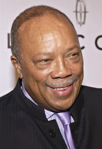 Quincy Jones at the 20th Annual