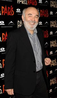 Gerard Jugnot at the premiere of