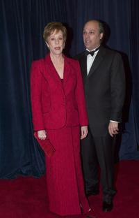 Carol Burnett and Brian Miller at the Kennedy Center Honors.