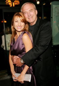 James Keach and Jane Seymour at the 2005 Toronto International Film Festival for