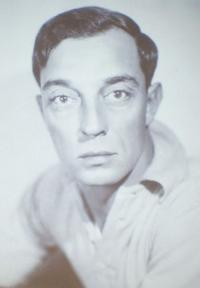 A File Photo of Buster Keaton, Dated June 05, 2004.