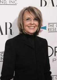 Diane Keaton at the LOreal Paris presents