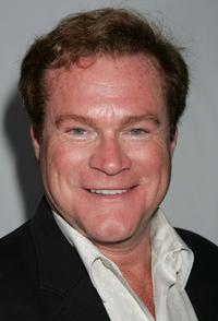 David Keith at the CW/CBS/Showtime/CBS Television TCA party.