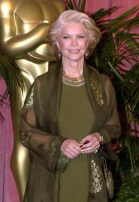 Ellen Burstyn at the Academy Awards.