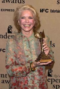 Ellen Burstyn at the 16th Annual IFP/WEST Independent Spirit Awards.