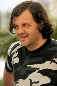 Emir Kusturica at the photocall promotingr the film