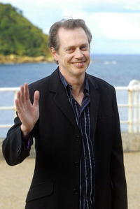 Steve Buscemi at a screening of