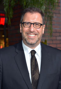 Director Richard LaGravenese at the California premiere of