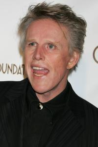 Gary Busey at the 14th Annual Elton John Academy Awards.