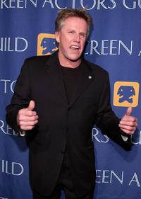 Gary Busey at the Screen Actors Guild 2001 Emmy Nominee Party.