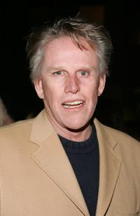 Gary Busey at the Premiere of