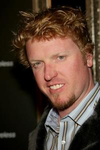 Jake Busey at the Justin Timberlake performance celebrating JT-TV.