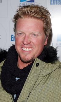 Jake Busey arrives at Entertainment Weekly's celebration of the 2007 Sundance Film Festival during the Sundance Film Festival '07.