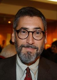 John Landis at the tribute in honor of Bernstein's 50th anniversary of work in music composition.