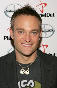 Chad Allen at the 2007 Sundance Film Festival.