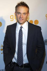 Chad Allen at the GLAAD Media Awards Nomination party during the 2007 Sundance Film Festival.
