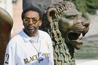 Spike Lee at Venice for the 64th Venice International Film Festival at Venice Lido.