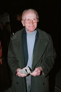 Red Buttons at the after-party for the premiere of