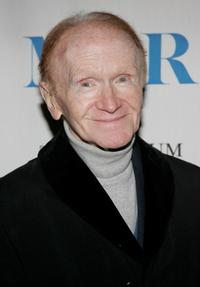 Red Buttons at the John H. Mitchell Seminar with Sumner Redstone.
