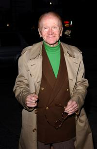 Red Buttons at the Smothers Brothers show.