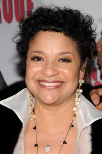 Debbie Allen at the opening night of