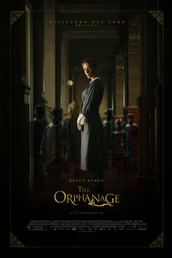"Poster art for ""The Orphanage."""