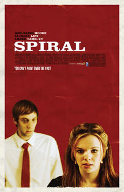 "Poster art for ""Spiral."""