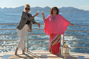 Exclusive Featurette: Watch Our Favorite Boozing Broads in 'Absolutely Fabulous: The Movie'