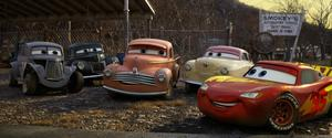 Racing Legends Play a Role in 'Cars 3'