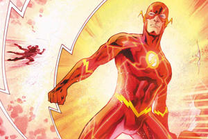 News Briefs: 'The Flash' Needs a New Director, Quick