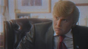 Watch Johnny Depp as Donald Trump in 'The Art of the Deal: The Movie'