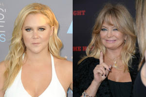 News Briefs: New Details Revealed About Amy Schumer and Goldie Hawn's Upcoming Movie