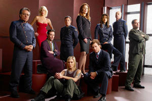 Two Years Later, 'Battlestar Galactica' Starts Over Again