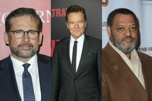 News Briefs: Carell, Cranston, Fishburne to Star in Richard Linklater's Next