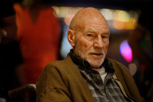 News Briefs: Patrick Stewart Says Good-bye to Professor X