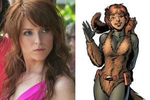 News Briefs: Anna Kendrick Says She Could Be Marvel's 'Squirrel Girl'