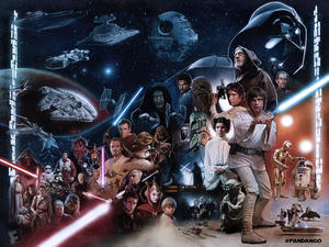 Artist Spotlight: See the Story Behind Paul Shipper's Incredible 'Star Wars' Art