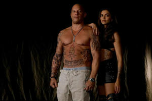 Movie News: Vin Diesel Strips Down for 'xXx' Photo; Scarlett Johansson's 'Ghost in the Shell' Nabs Villain